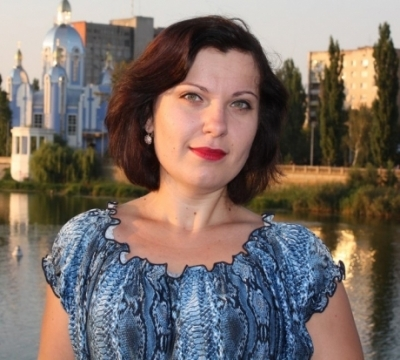 Inna aus Ukraine