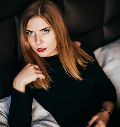 Yulia aus Ukraine