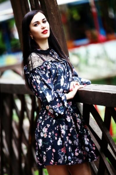 Uliana aus Ukraine
