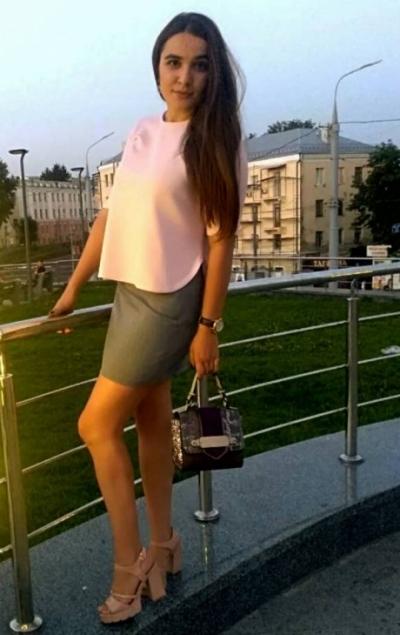 Julia aus Ukraine