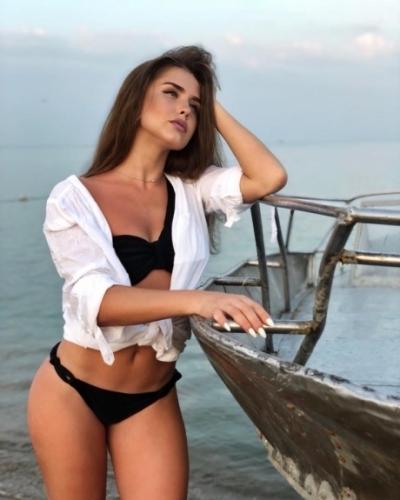 Nataliya aus Ukraine