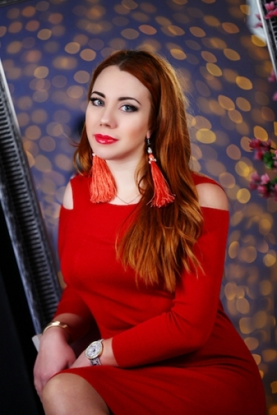 Karina aus Ukraine