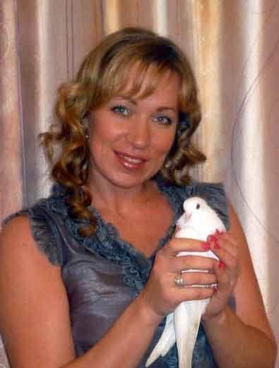 Svetlana aus Russland