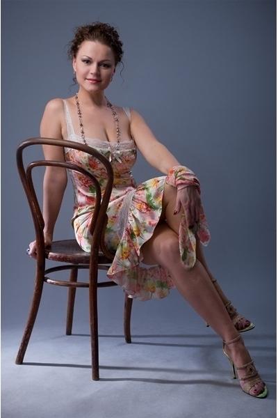 Nadezhda aus Russland