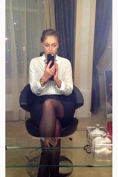 Veronika aus Russland