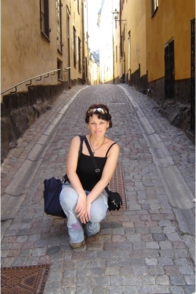 Anita aus Russland