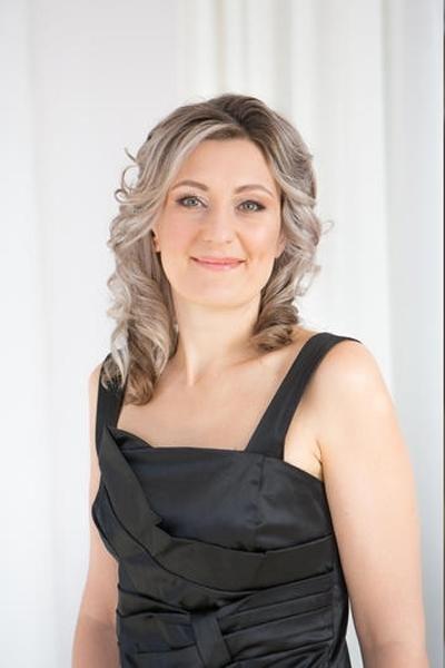 Angela aus Russland