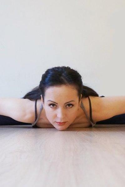 Magdalina aus Russland