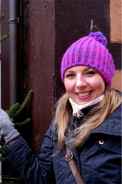 Arina aus Deutschland