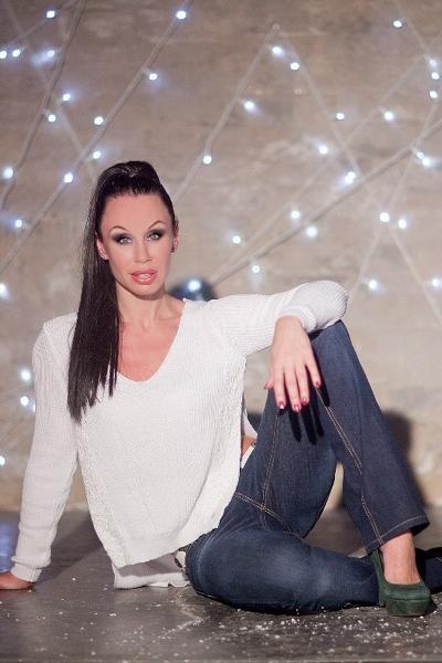 Galina aus Russland