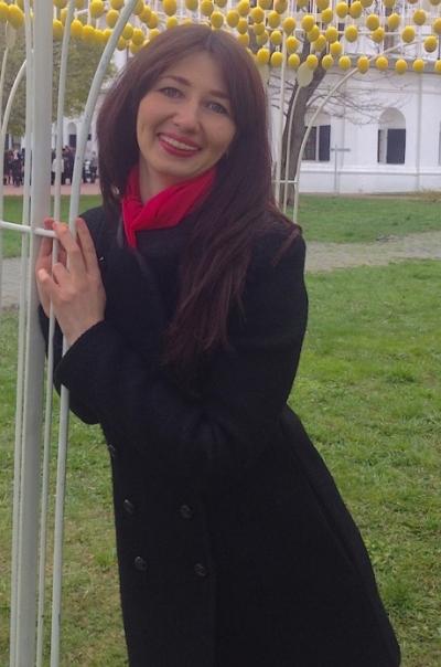 Marta aus Ukraine