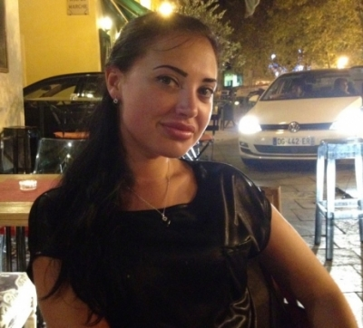 Alexandra aus Ukraine