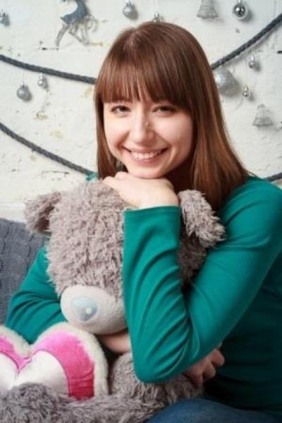 Anastasia aus Ukraine
