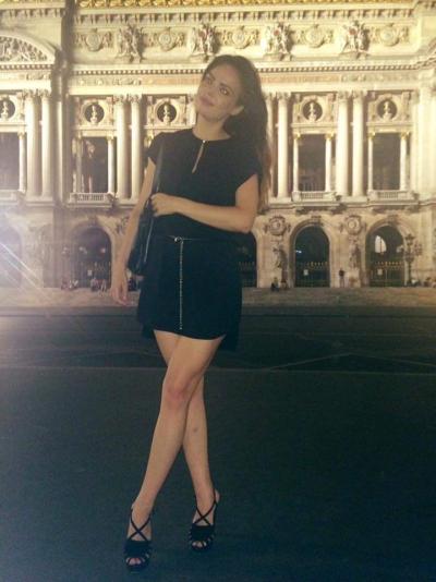 Natalia aus Tschechien