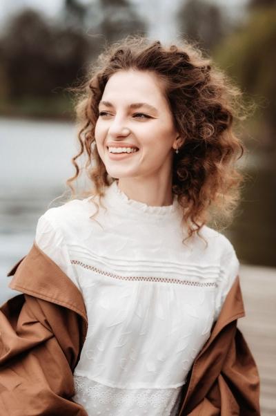 Polina aus Deutschland