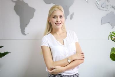 Kristina aus Deutschland