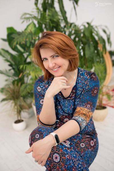 Luidmila aus Russland