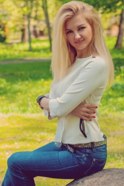 Julia aus Ukraine