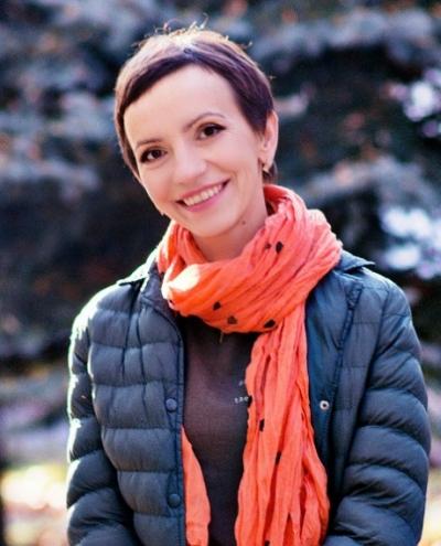 Nadezhda aus Ukraine