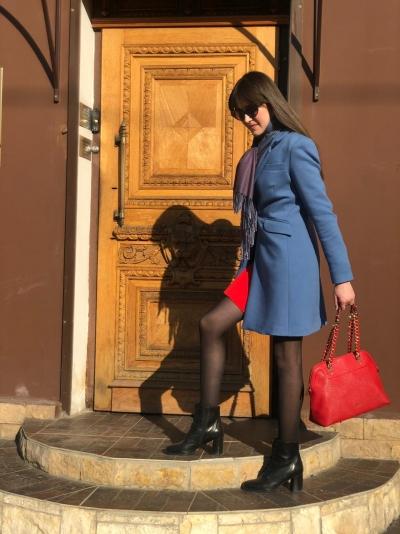 Kristina aus Russland