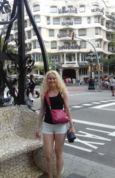 Ilona aus Russland