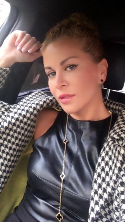 Milena aus Russland
