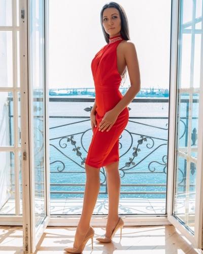 Antonina aus Russland
