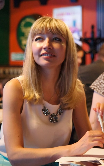Radmila aus Russland