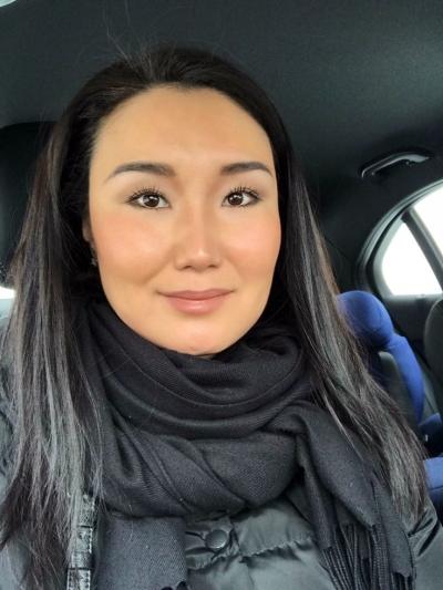 Lena aus Russland