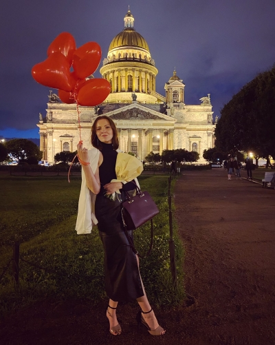 Daria aus Russland