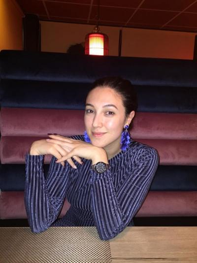 Farida aus Deutschland