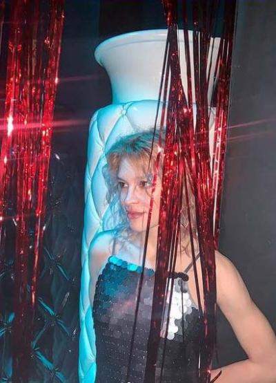 Evgeniya aus Ukraine