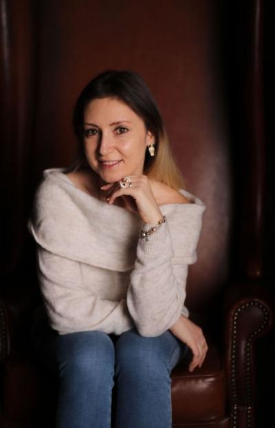 Diana aus Russland