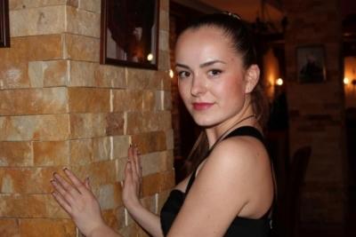 Aleksandra aus Ukraine