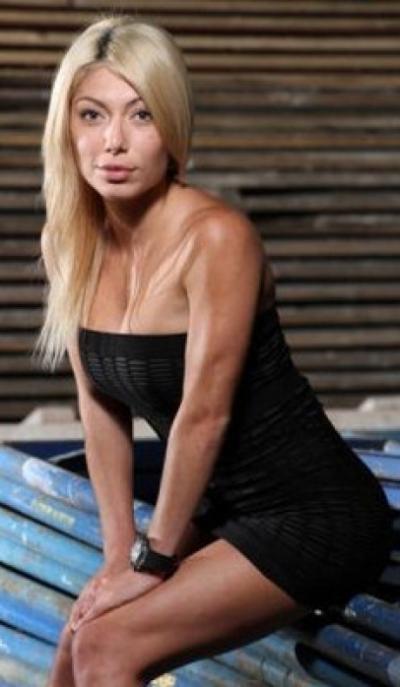 Kristina aus Ukraine
