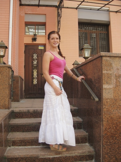 Galina aus Ukraine