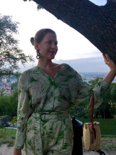 Daria aus Ukraine