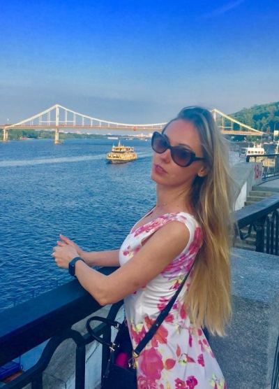 Snezana aus Ukraine