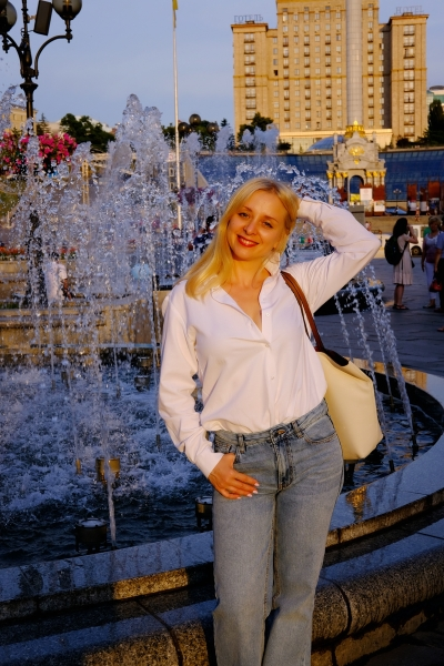 Helena aus Ukraine