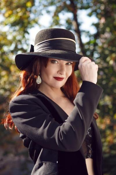 Kateryna aus Ukraine
