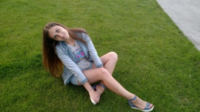 Liliya aus Ukraine