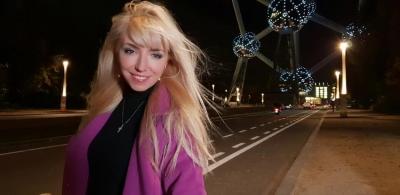 Anna aus Ukraine