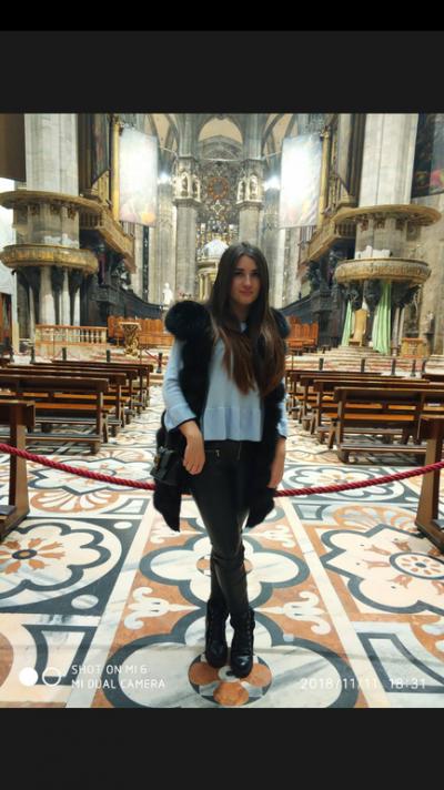 Valeria aus Deutschland