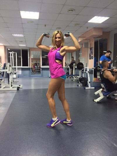 Natalya aus Ukraine