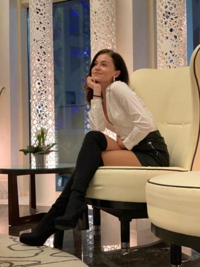 Maryna aus Ukraine