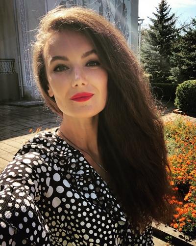 Vitalina aus Ukraine