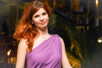 Katherina aus Ukraine
