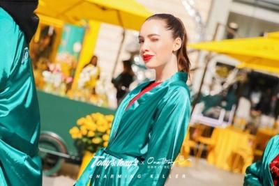 Kira aus Ukraine