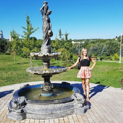 Taisia aus Ukraine