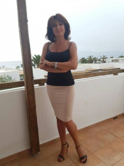 Marina aus Ukraine
